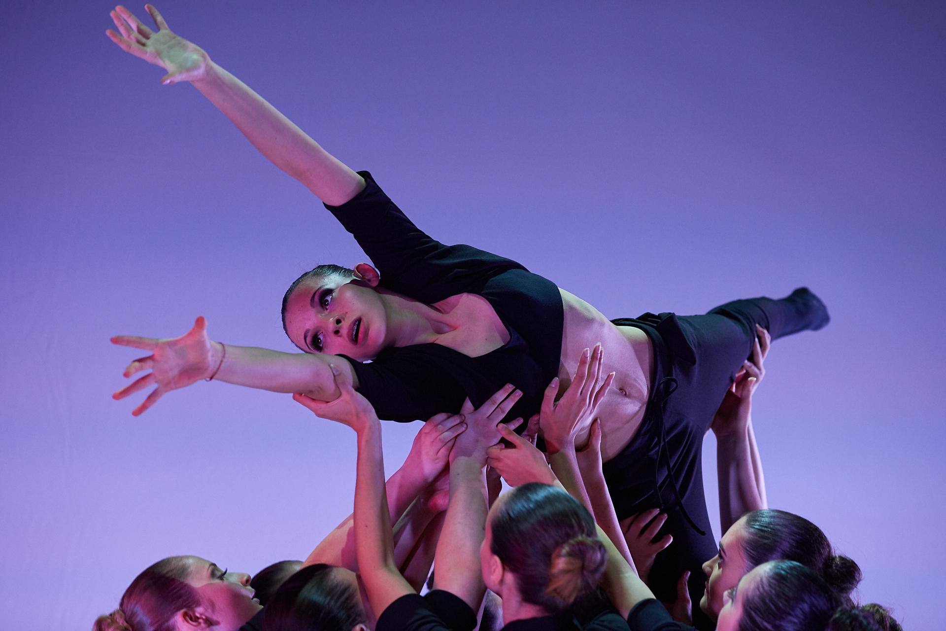 Corsi di danza moderna e contemporanea